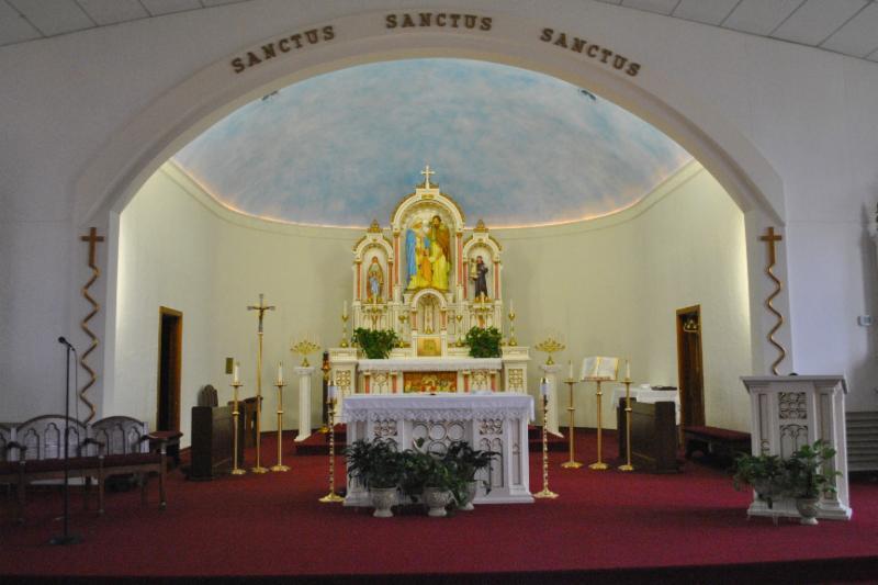 Holy Family Catholic Church, Nazareth