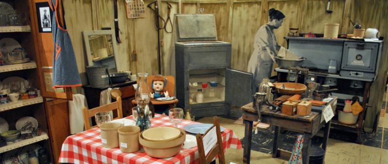 Texas' Last Frontier Museum