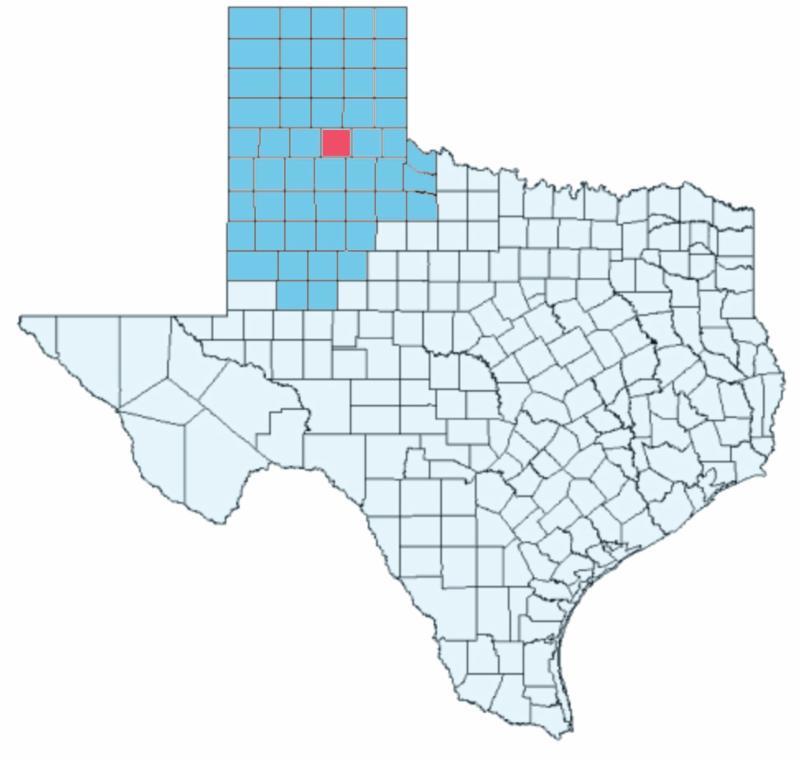 Briscoe County TX