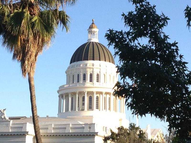 CA Capitol Dome