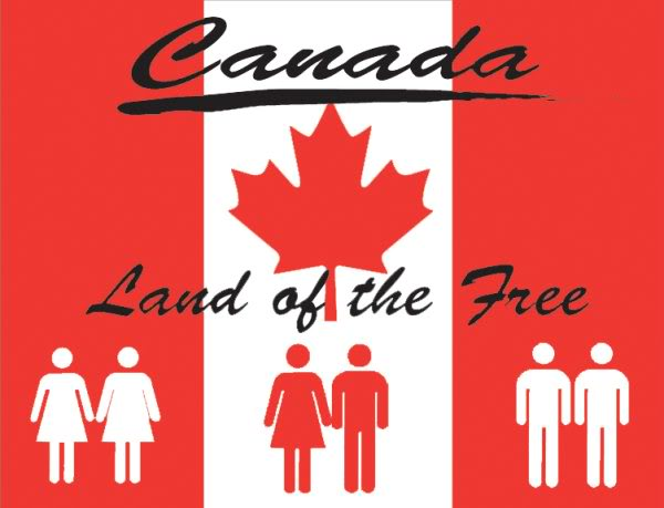 oh Canada - by merlinburgh