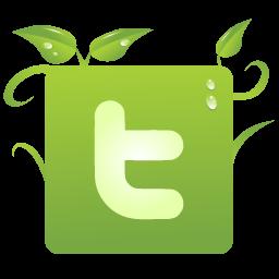 twitter green