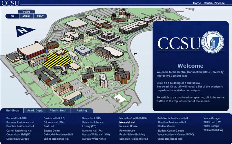 Ccsu Campus Map Bike Walk CT's 2014 Annual Dinner & Silent Auction