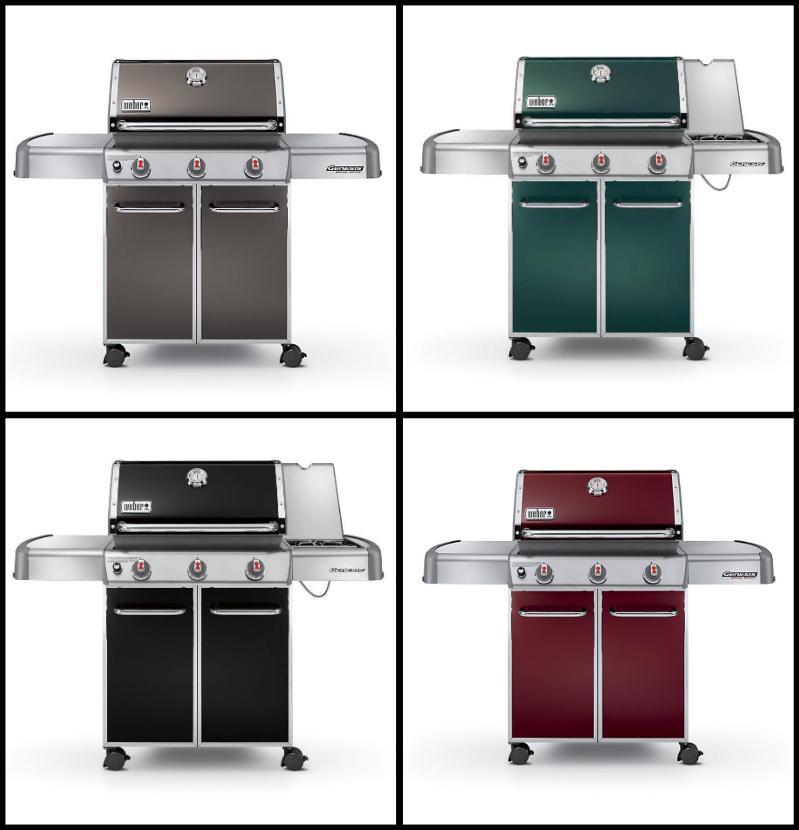 april 2011 seasonal weber genesis grills