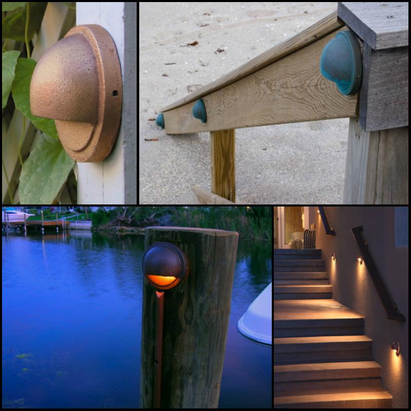 july - cast deck lighting