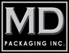 MD Packaging logo