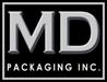 MD Packaging logo