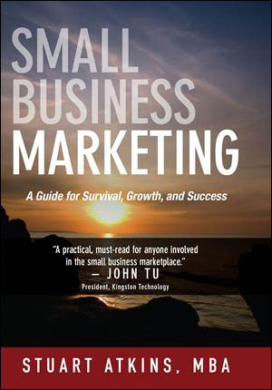 Small Business Marketing Cover