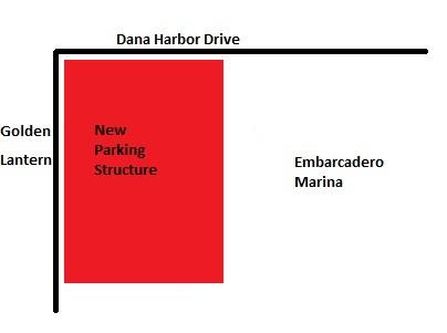 Parking Structure - Non Panhandle Alternative