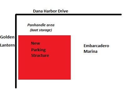 Parking Structure - Panhandle Alternative