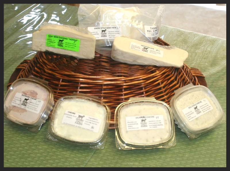 Victory Hills Farmstead Cheese