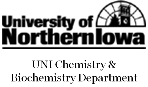 UNI logo with Bio dept