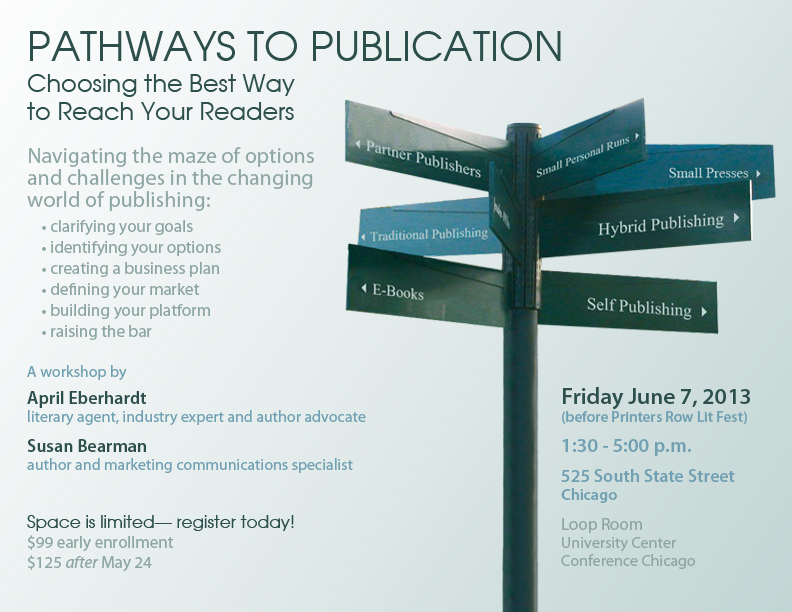 Eberhardt and Bearman Publication Workshop