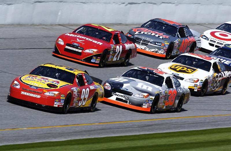 NASCAR Daytona 2004