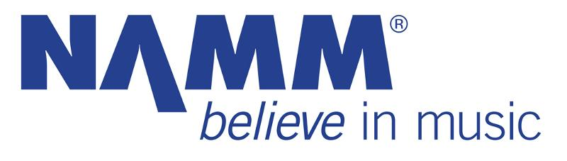 NAMM Believe in Music Logo