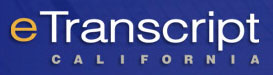 eTranscriptCA Logo