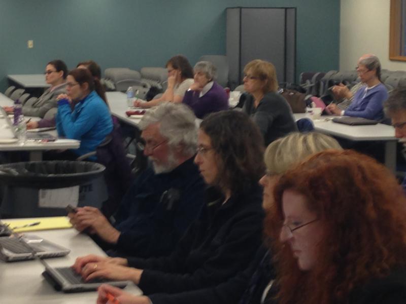 Social Media Workshop at Constant Contact