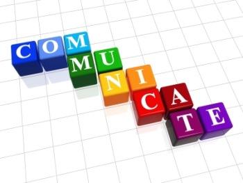 Communicate Building Blocks