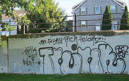 Hunter Park mural