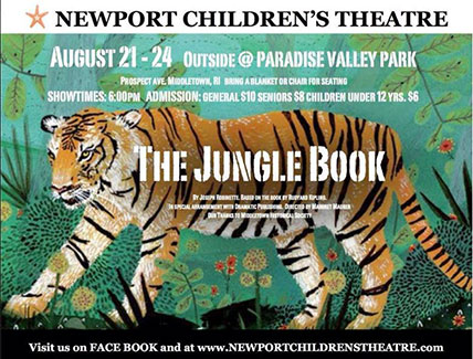 The Jungle Book live in the park