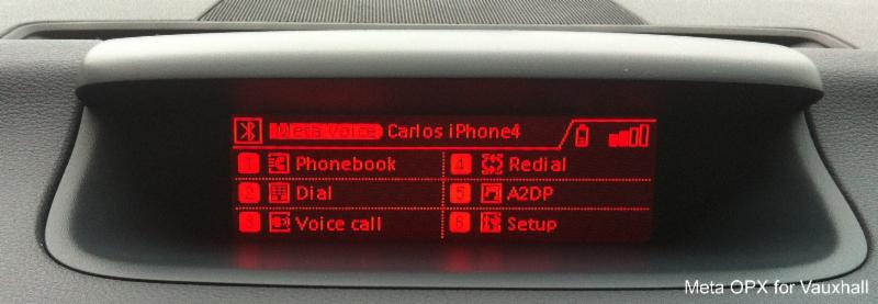 In This Issue: Meta System OPX Meta OPX Bluetooth Display Parking