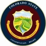 colorado state conservation board logo