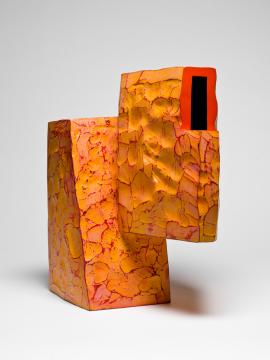Orange by Ken Price c1987