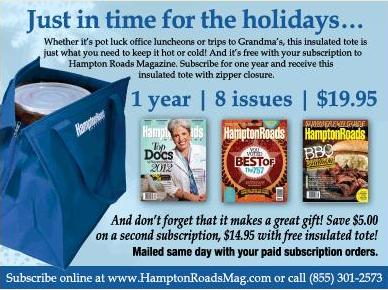 Subscribe Blue Tote