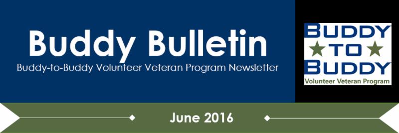 Buddy Bulletin | June 2016