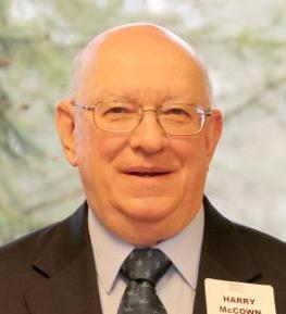 Harry McCown, June 2016 Volunteer of the Month