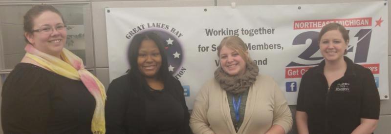 Buddy-to-Buddy and 211 Northeast Michigan program leads