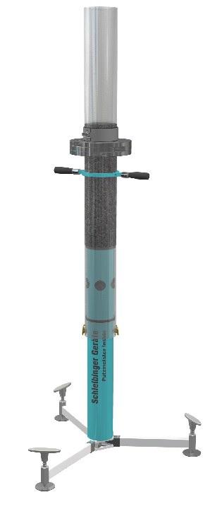 Rheometer Schleibinger Sliper