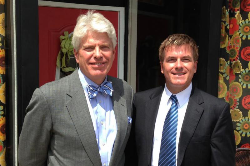 Rex Bennett and DBF