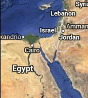 Egypt and the ME