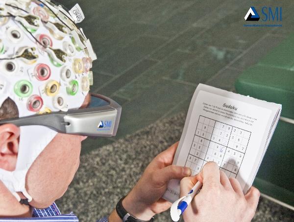 SMI Eye Tracking Glasses for Neurosciences