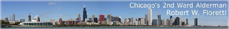 Alderman Logo City Background