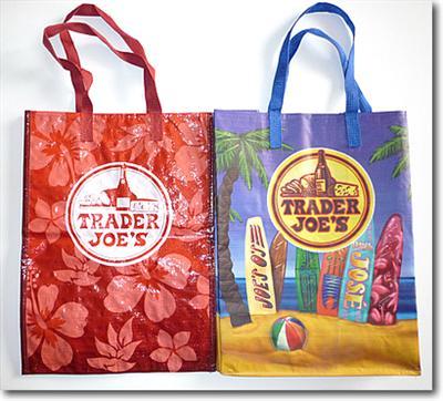Trader Joe's bags