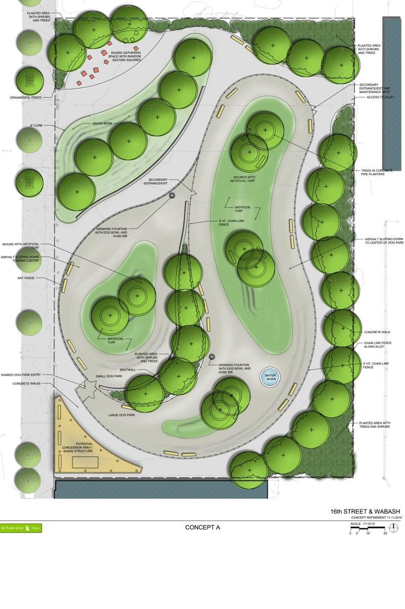 park concept a