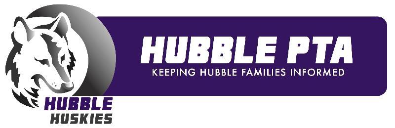 Hubble PTA banner