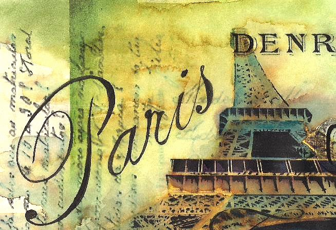 Postcard from Paris