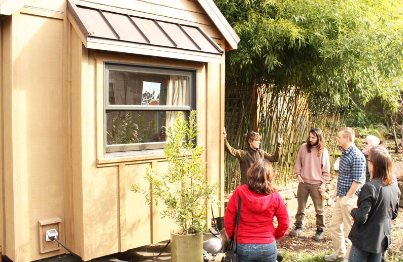 Tiny House Design Workshop
