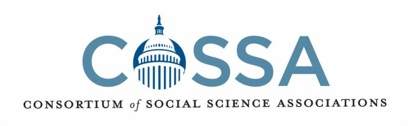 2016 Cossa Annual Meeting Amp Social And Behavioral Science