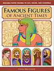 Famous Figures Series Activity Books
