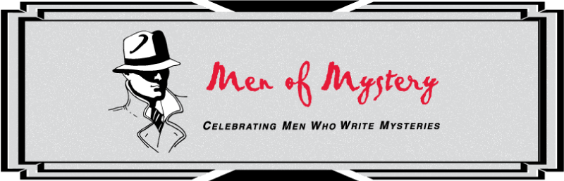 Men of Mystery Logo Header
