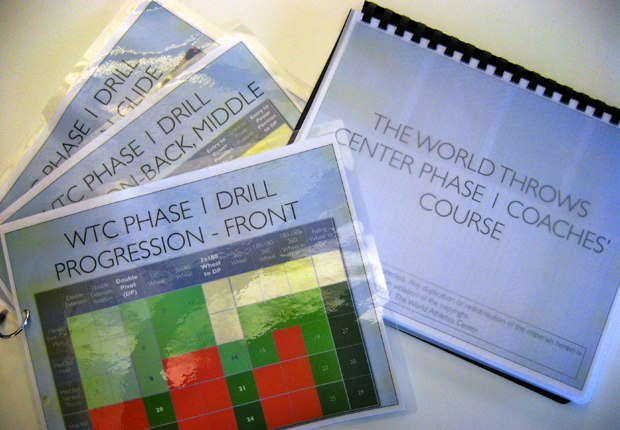 Phase 1 Coaches Course Materials