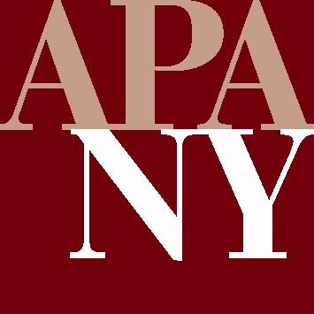 APA Square Logo - NY colors
