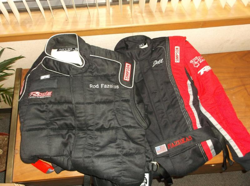 Fire Suits Recertified by Simpson