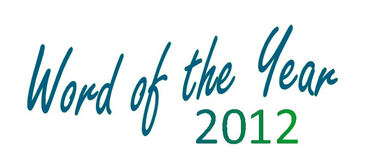 word of the year logo