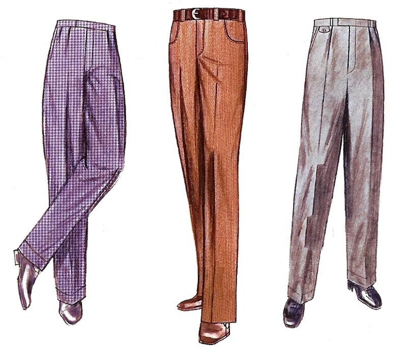 Three Trousers