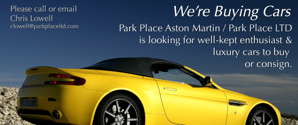 Aston Martin Lease Specials Extended Into April - Park place aston martin